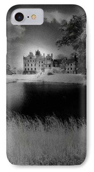 Schloss Basedow Phone Case by Simon Marsden
