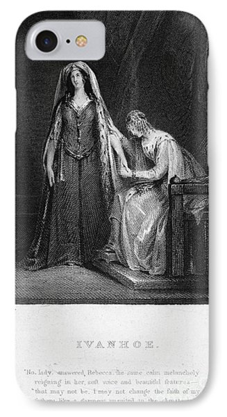 Scott: Ivanhoe, 1832 Phone Case by Granger