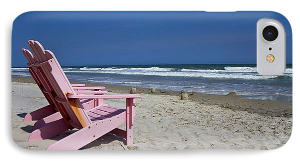 Seas The Chair  Phone Case by Betsy Knapp