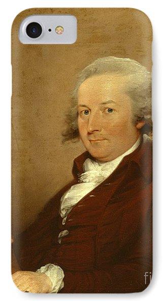 Self-portrait Phone Case by John Trumbull