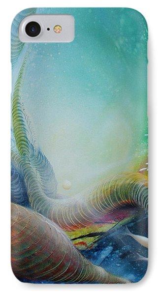 Serpula Spiralis Phone Case by Drazen Pavlovic
