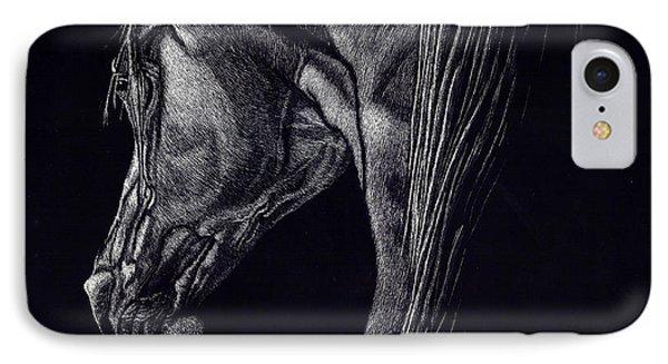 Shadow Phone Case by Yenni Harrison