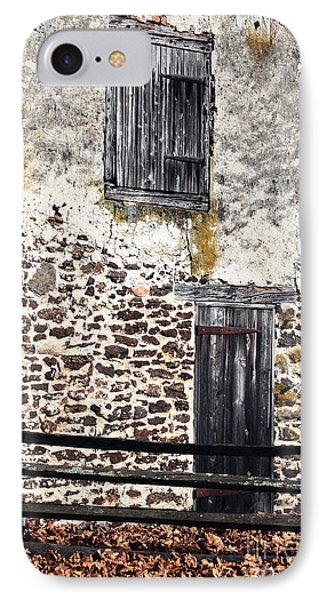 Side Entrance IPhone Case by John Rizzuto