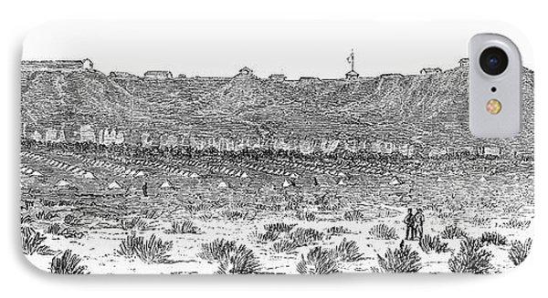 Sioux War: Fort Fetterman Phone Case by Granger