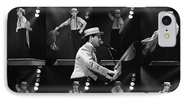 Sir Elton John 9 Phone Case by Dragan Kudjerski