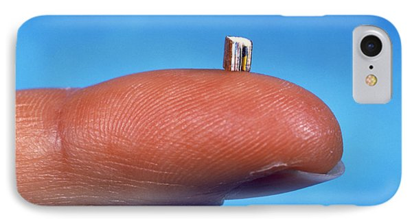Smallest Book Phone Case by Volker Steger