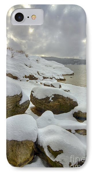 Snowcapped IPhone Case by Idaho Scenic Images Linda Lantzy