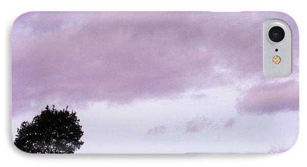 Solitude - Denbigh Moors Phone Case by Georgia Fowler