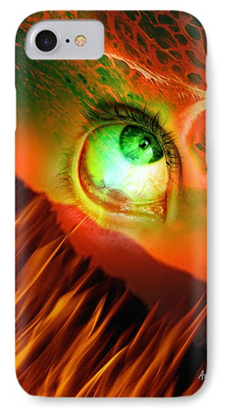Southside Of Purgatory Phone Case by Anthony Caruso