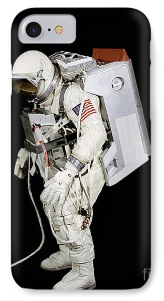 Spacesuit Used By Gemini Viii Phone Case by Stocktrek Images
