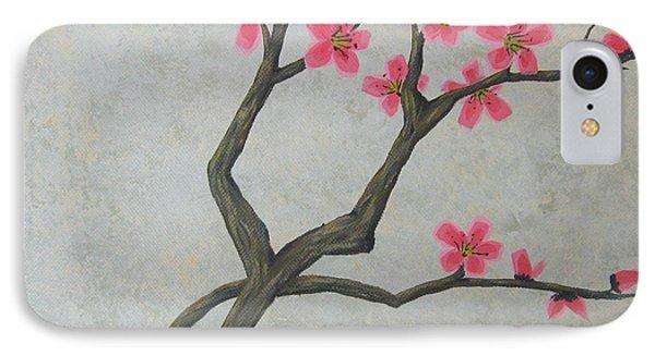 Spring Blossoms Phone Case by Billinda Brandli DeVillez