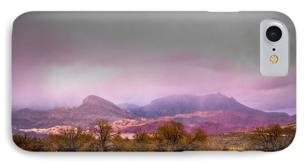 Spring Mountain Ranch In Red Rock Canyon Phone Case by David Patterson