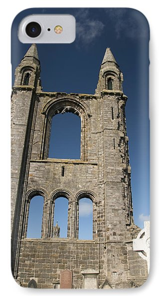 St Andrews Cathedral IPhone Case by Gloria & Richard Maschmeyer