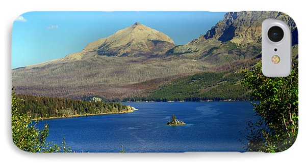 St. Mary's Lake 1 Phone Case by Marty Koch