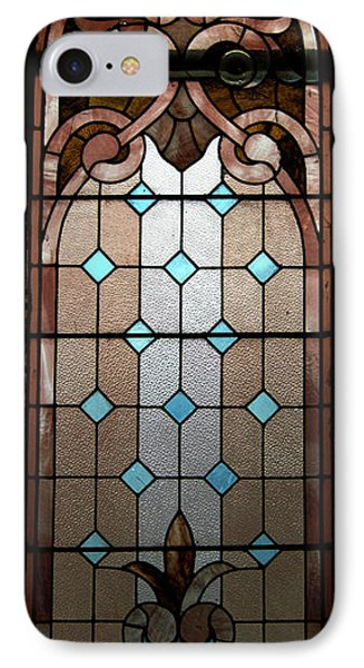 Stained Glass Lc 15 Phone Case by Thomas Woolworth