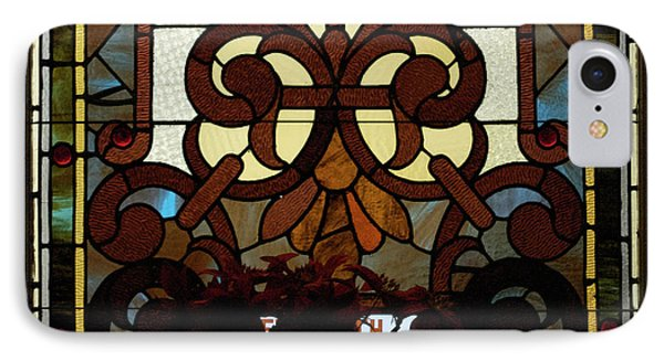 Stained Glass Lc 16 Phone Case by Thomas Woolworth
