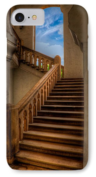 Stairway To Heaven Phone Case by Adrian Evans