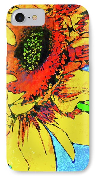 Standing Tall Phone Case by Laura  Grisham