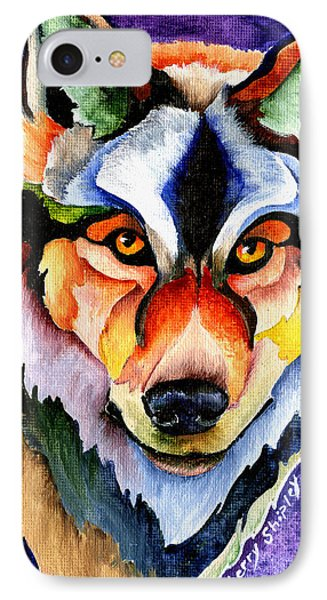 Stare Down Phone Case by Sherry Shipley