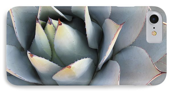 Succulent Phone Case by Tracy L Teeter