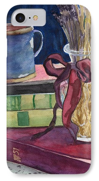Sunday Afternoon Phone Case by Lynne Reichhart