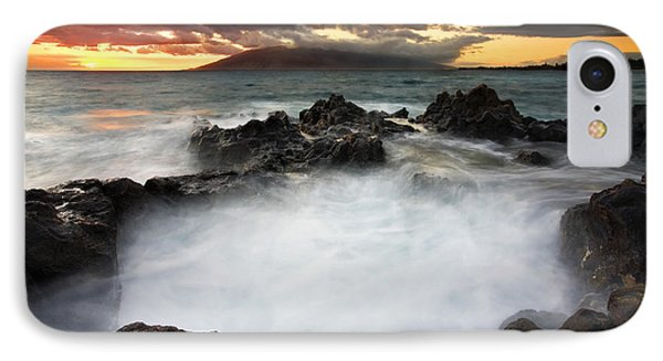 Sunset Boil Phone Case by Mike  Dawson