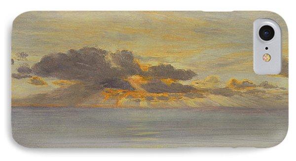 Sunset Phone Case by John Brett