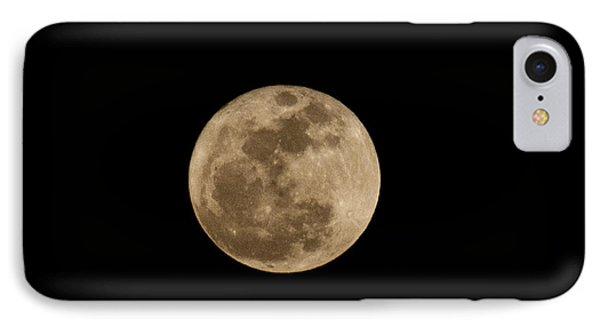 Super Moon 2011 Phone Case by Lara Ellis