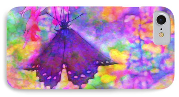 Swallowtail Phone Case by Judi Bagwell