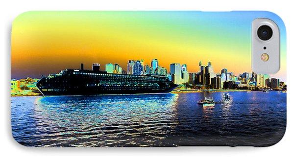 Sydney In Color Phone Case by Douglas Barnard
