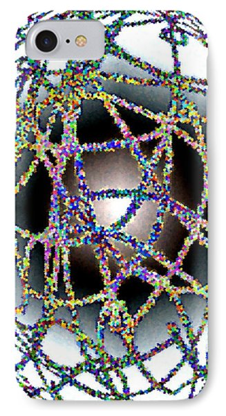 Tangled Web Phone Case by Will Borden