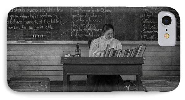 Teachers Rules  Phone Case by Jerry Cordeiro