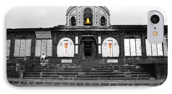 Temple At India Phone Case by Sumit Mehndiratta