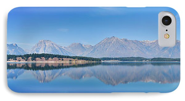 Teton Reflections Phone Case by Greg Norrell