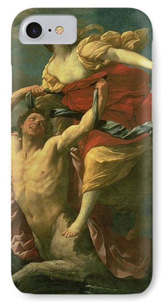 The Abduction Of Deianeira IPhone Case by  Centaur Nessus