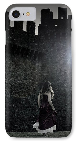 The Castle Phone Case by Joana Kruse