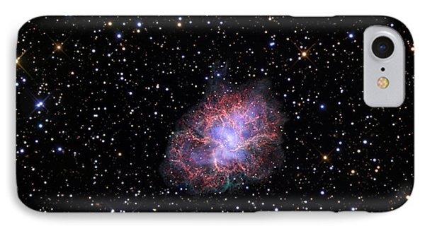 The Crab Nebula IPhone Case by R Jay GaBany