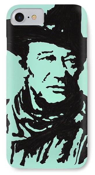 The Duke In Color Phone Case by Robert Margetts