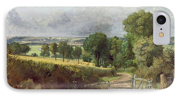 The Entrance To Fen Lane By Constable John IPhone Case by John Constable