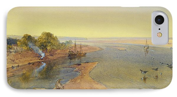 The Ganges IPhone 7 Case by William Crimea Simpson