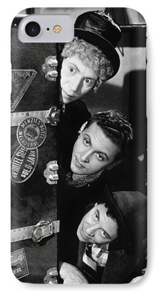 The Marx Brothers, 1935 IPhone Case by Granger