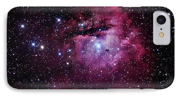 The Pacman Nebula Phone Case by Robert Gendler