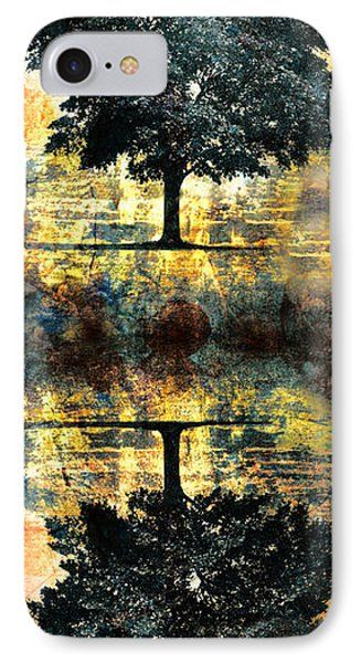 The Small Dreams Of Trees Phone Case by Tara Turner