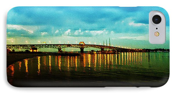 The York River IPhone Case by Bill Cannon