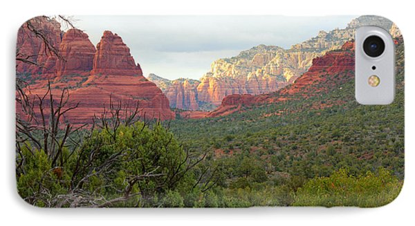 Timeless Sedona IPhone Case by Carol Groenen