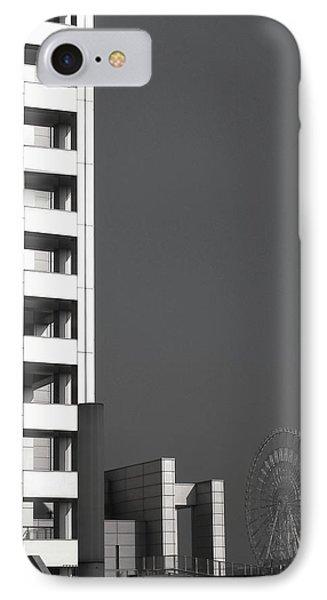 Tokyo's Devil's Wheel IPhone 7 Case by Naxart Studio
