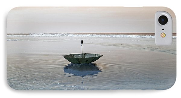 Topsail Floating Umbrella Phone Case by Betsy Knapp