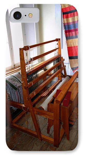 Traditional Weavers Loom Phone Case by LeeAnn McLaneGoetz McLaneGoetzStudioLLCcom