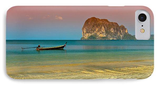 Trang Longboat Phone Case by Adrian Evans