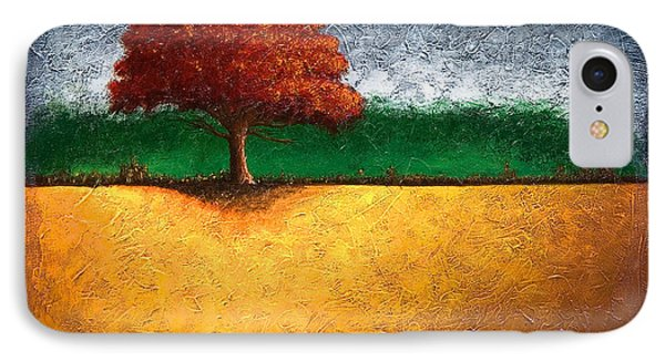 Tree Of Life Phone Case by Mauro Celotti
